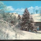 WINTER SPREADS IT'S CHARM AT JEFFERSONVILLE VERMONT LAMOILLE COUNTY 947