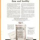 ORIGINAL 1918 PYORRHOCIDE POWDER AD