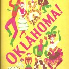 RODGERS & HAMMERSTEIN OKLAHOMA 1948 BOSTON OPERA HOUSE PROGRAM Wilton Clary Carolyn Tanner