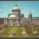 First Church of Christ Scientist Boston MA Chrome Postcard 38