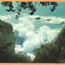 Angry Surf Pounding the Coast Near Big Sur California Cabrillo Highway US 1 Chrome Postcard 100
