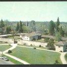Sutter's Fort Sacramento California Classic Autos on Street Chrome Postcard 210