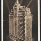 Hotel Lincoln Milford Plaza New York City ca 1928 30 Stories of Sunshine White Border Postcard 302