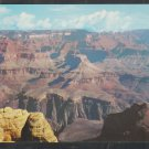 Splendid Birds Eye View Grand Canyon National Park Chrome Postcard 1236