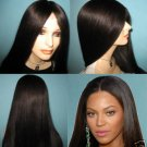 100% REMI FULL LACE WIG, LIGHT YAKI STRAIGHT #1, #1B, 12-21 INCHES AVAILABLE