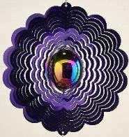 Purple Gazingball