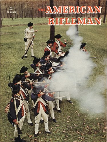American Rifleman July 1967 NRA