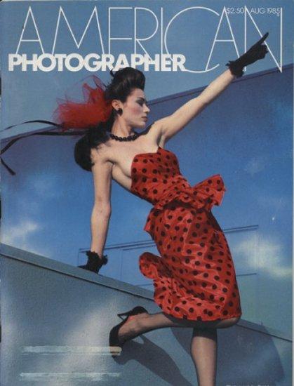 American Photographer Aug 1985 Bret Lopez Carl Mydans Michael Hoppen