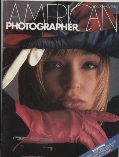 American Photographer Nov 1985 Joel-Peter Witkin