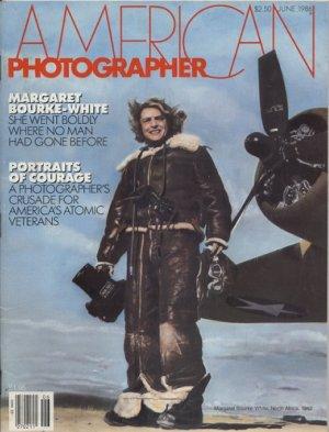 American Photographer June 1986 Margaret Bourke-White