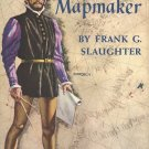 Frank Slaughter signed book The Mapmaker 1957