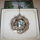 2005 White House Christmas Ornament MIB