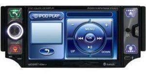 Model 5300 Single DIN In-Dash DVD Player