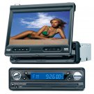 Model 856 Single DIN In-Dash Touchscreen DVD Player