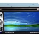Model 2580 Double DIN In-Dash DVD Player