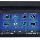 Model 6266 Double DIN In-Dash DVD Player