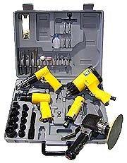 42 Pcs Air Tool Kit