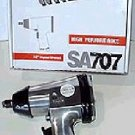 Half inch.  Air Impact Wrench