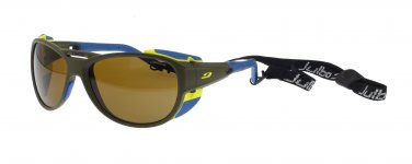 Julbo Explorer 2.0 Sunglasses, Army Color, Cameleon Anti-Fog Polarized Photochromic Lens