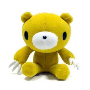 Yellow Gloomy Bear Plush