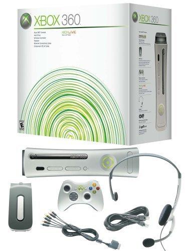 Xbox 360 Premium 20GB System Console Bundle