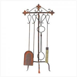 Tuscan Fireplace Tool Set