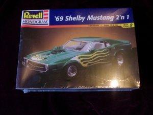 Revels 69 Shelby model kit factory sealed