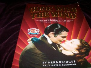 Gone With the Wind Definit6ive illustrated history
