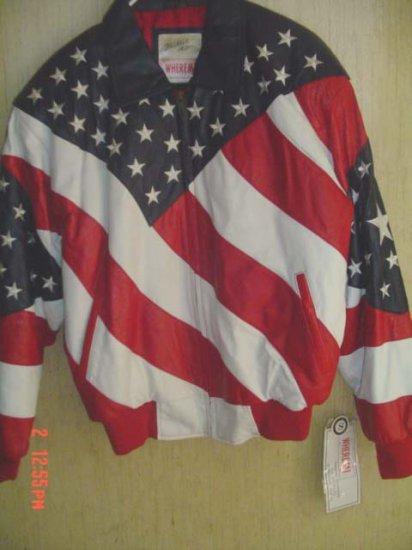 Michael Hoban Leather USA Jacket