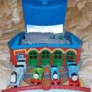 THOMAS THE TANK Train Take Along Set With 4 Trains