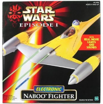 Episode 1 Naboo Fighter