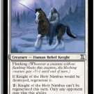 MTG Time Spiral Knight of the Holy Nimbus