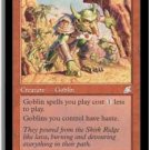 MTG Scourge Goblin Warchief FOIL