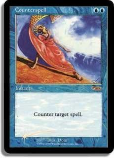 MTG DCI Counterspell FOIL