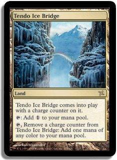 MTG Betrayers Tendo Ice Bridge