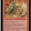 MTG Onslaught Goblin Sharpshooter FOIL