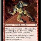 MTG Ravnica Frenzied Goblin