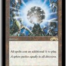 MTG Dissension Sphere of Resistance