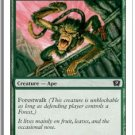 MTG 9th Edition Zodiac Monkey