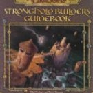 Dungeons & Dragons Stronghold Builder's Guidebook - New
