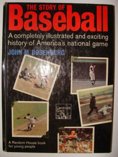 The Story of Baseball Hardcover