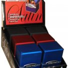 Ultra Pro Satin Deck Boxes - Red