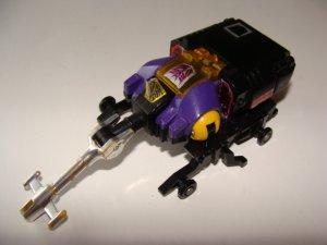 Transformers G1 Bombshell