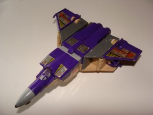 Transformers G1 Blitzwing