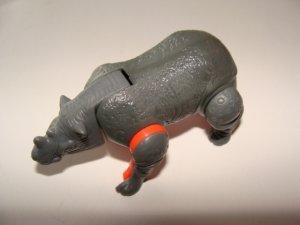 Transformers G1 McDonalds Beast Wars Rhino