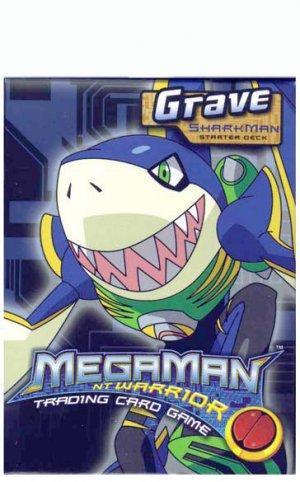 Mega Man Grave Sharkman Starter Set