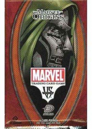 VS. Marvel Origins Booster Pack