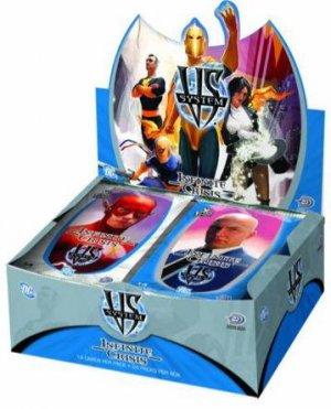 VS. Infinite Crisis Booster Pack