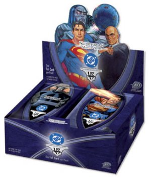 VS. Superman Man of Steel 1st Edition Booster Pack