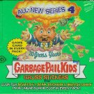 Garbage Pail Kids Series 4 Sealed Pack